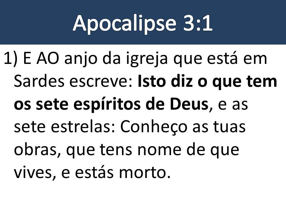 Apocalipse 3:1