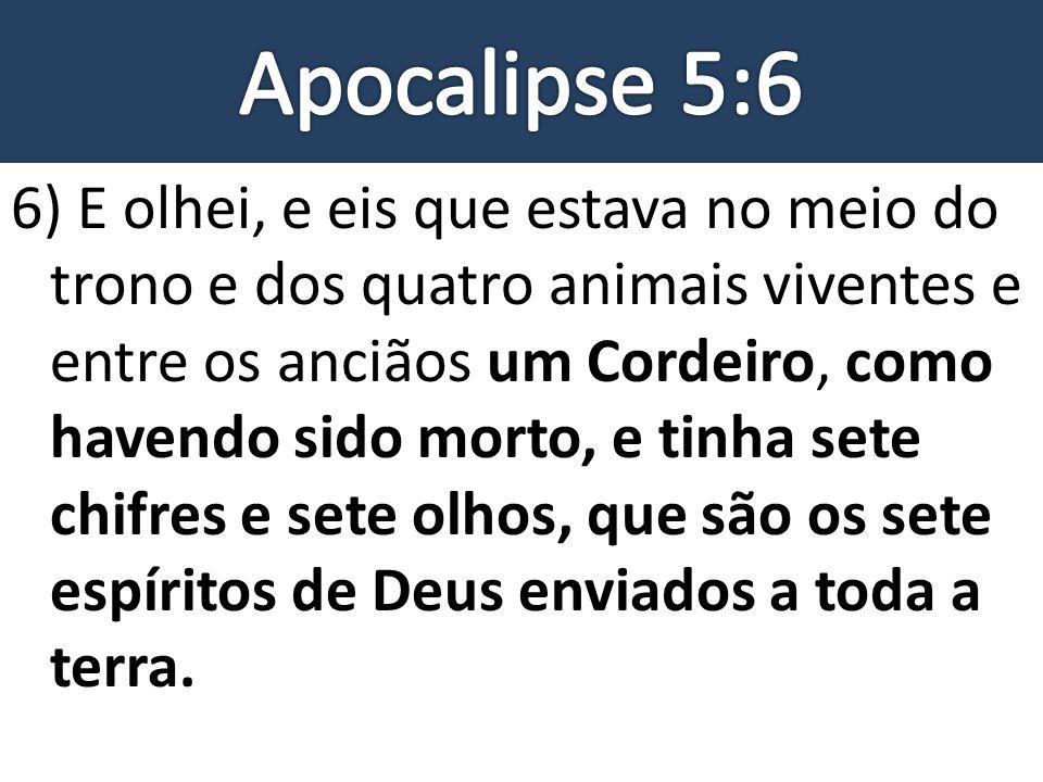 Apocalipse 5:6