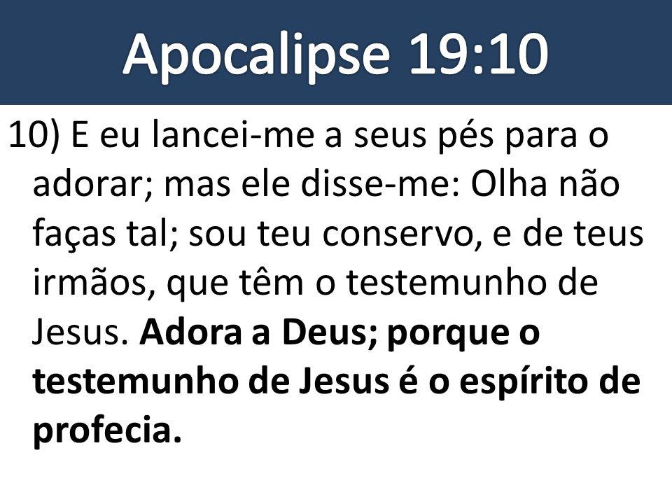 Apocalipse 19:10