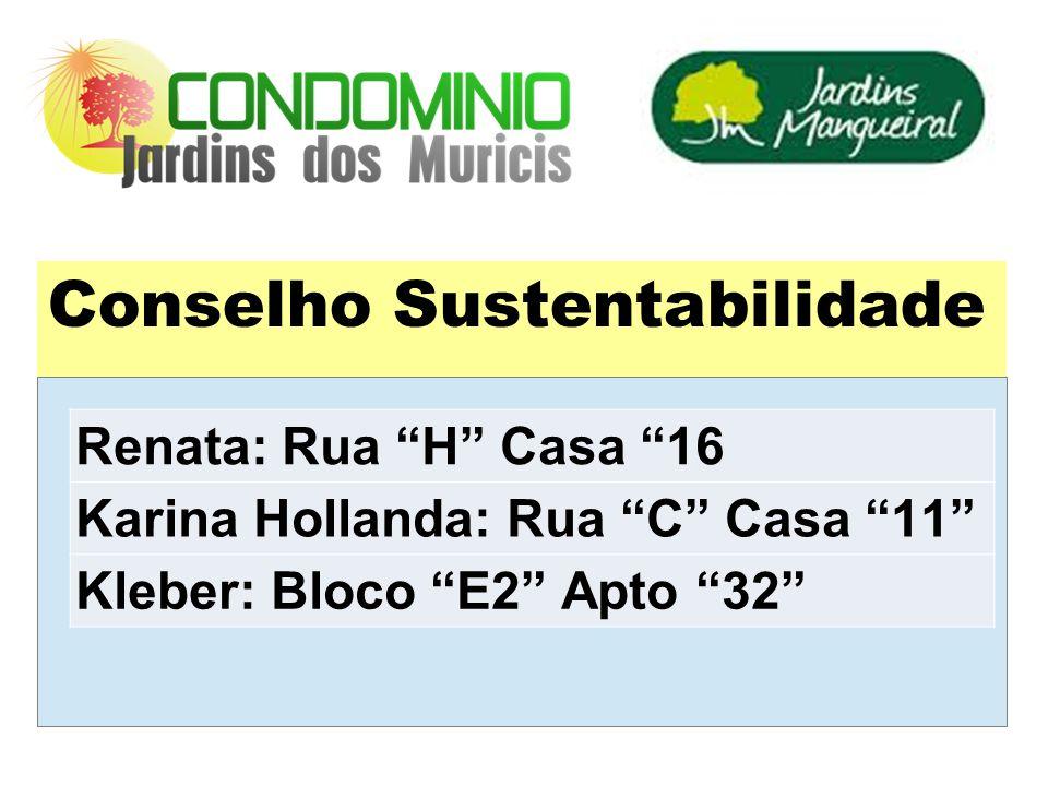 Conselho Sustentabilidade