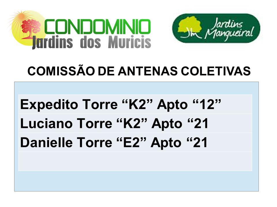 COMISSÃO DE ANTENAS COLETIVAS