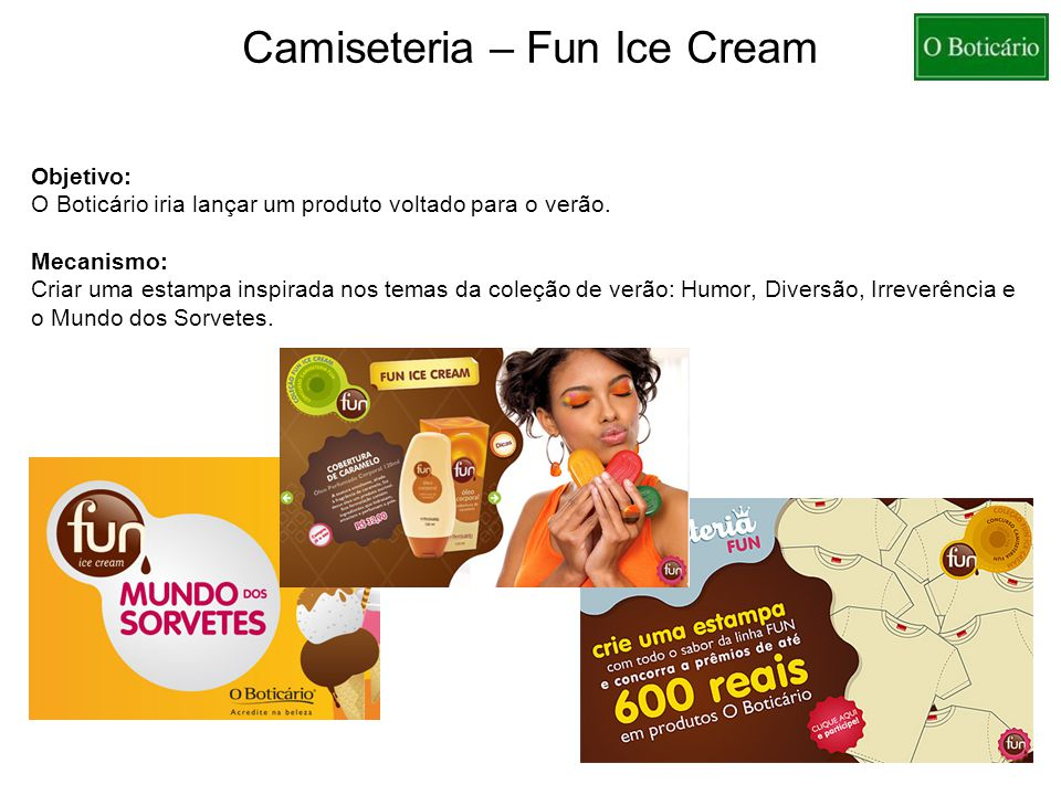 Camiseteria – Fun Ice Cream