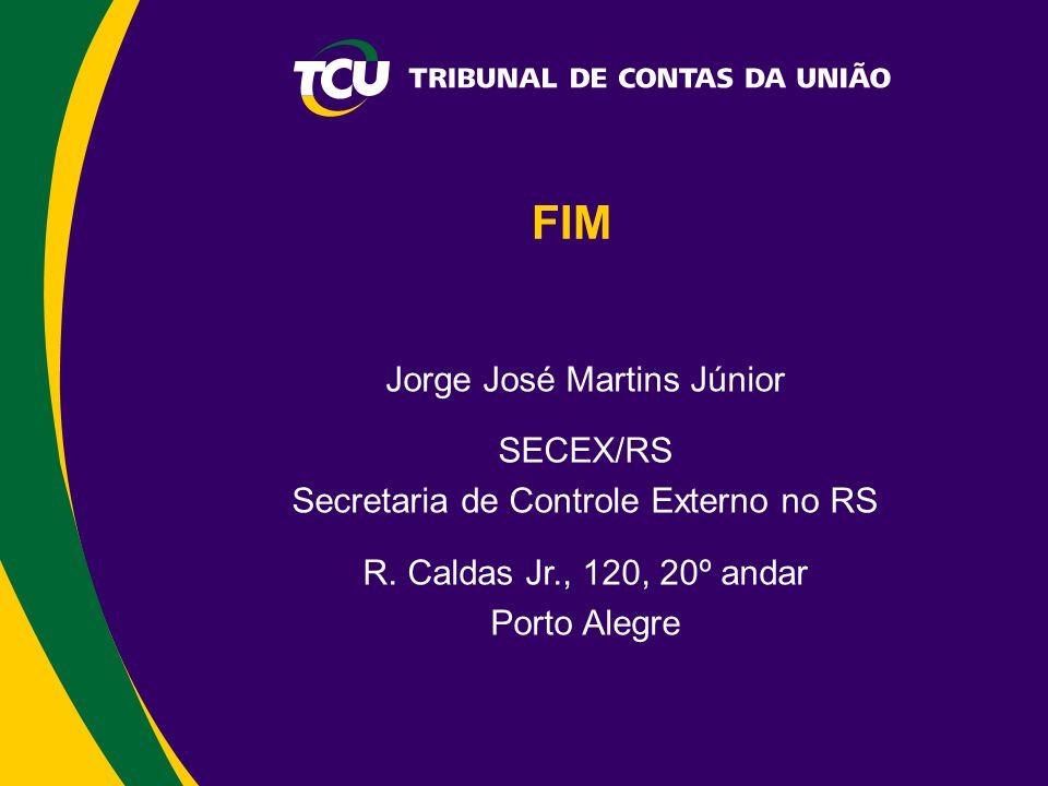 FIM Jorge José Martins Júnior SECEX/RS
