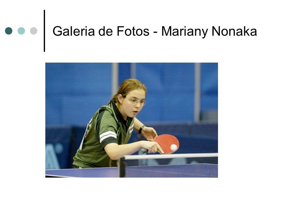 Galeria de Fotos - Mariany Nonaka