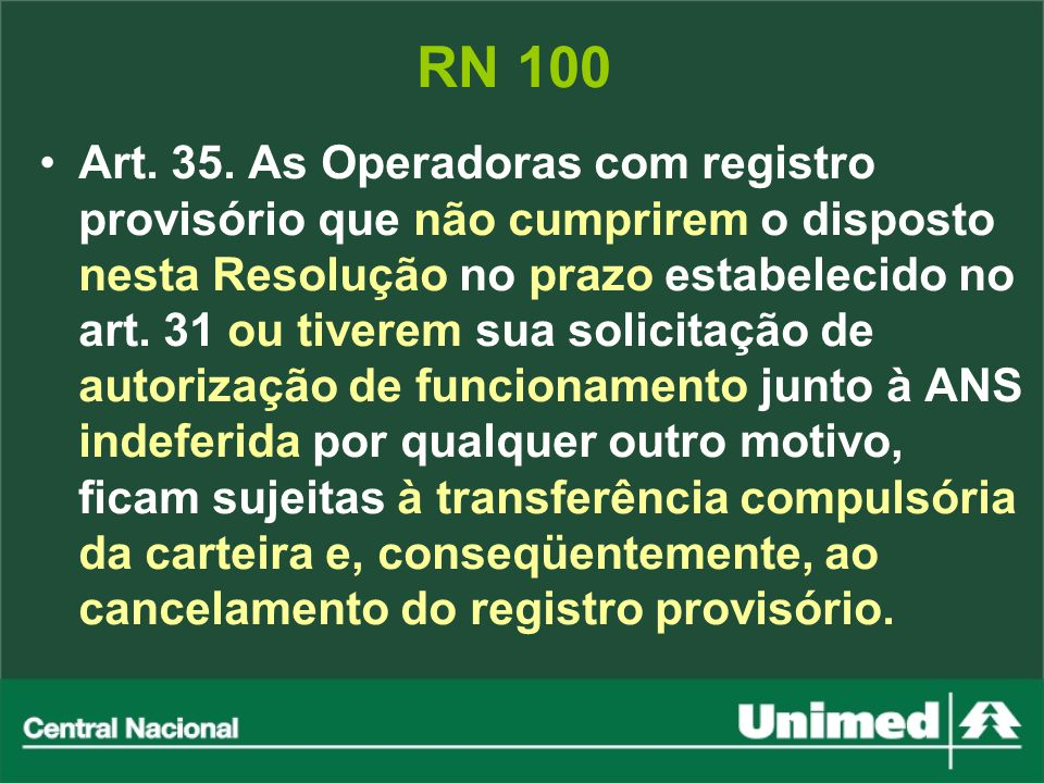 RN 100