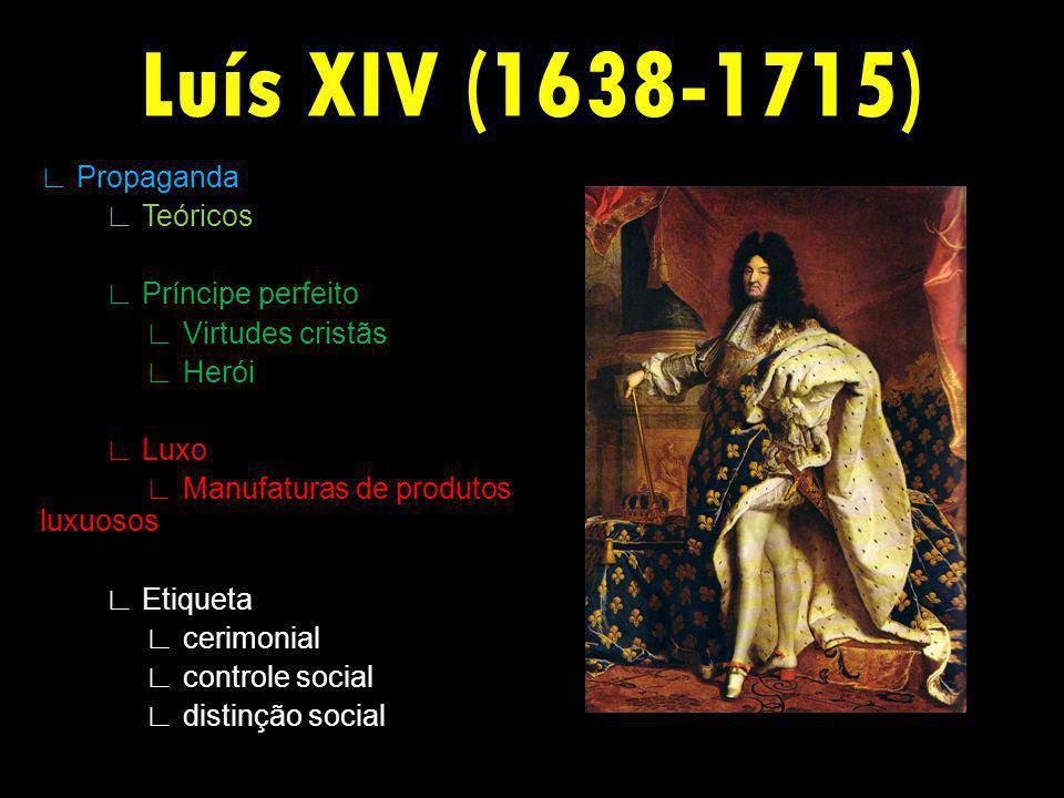 Luís XIV (1638-1715)