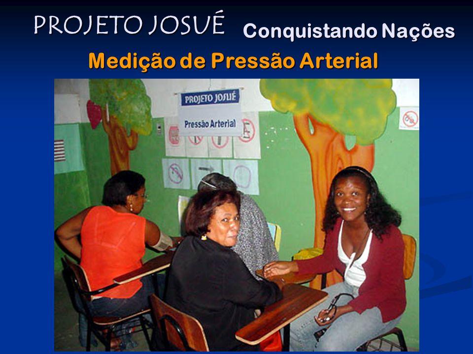 Medição de Pressão Arterial