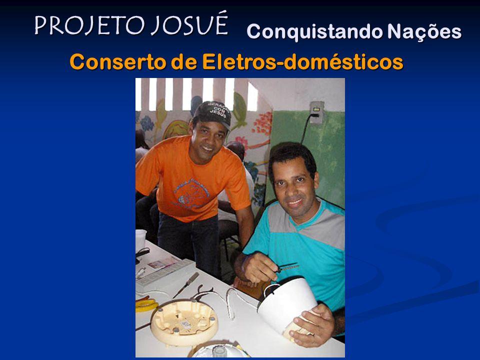 Conserto de Eletros-domésticos