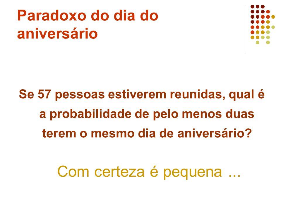 Paradoxo do dia do aniversário