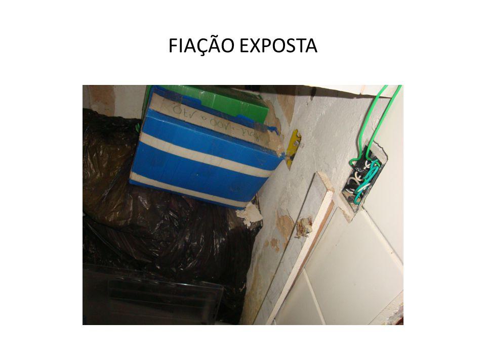 FIAÇÃO EXPOSTA