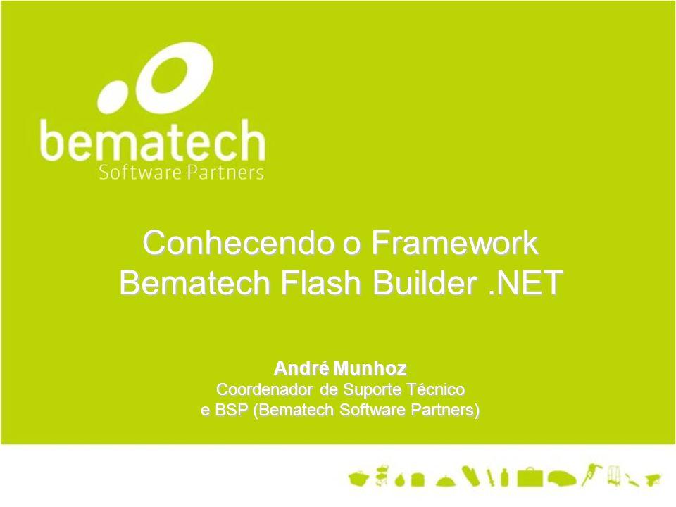 Conhecendo o Framework Bematech Flash Builder .NET