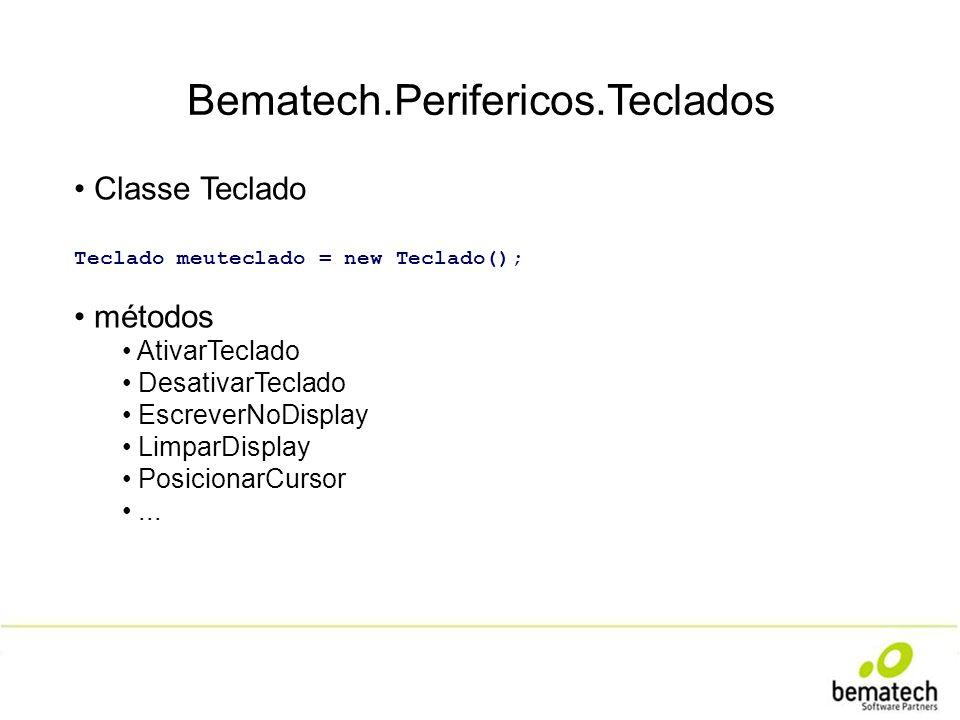 Bematech.Perifericos.Teclados