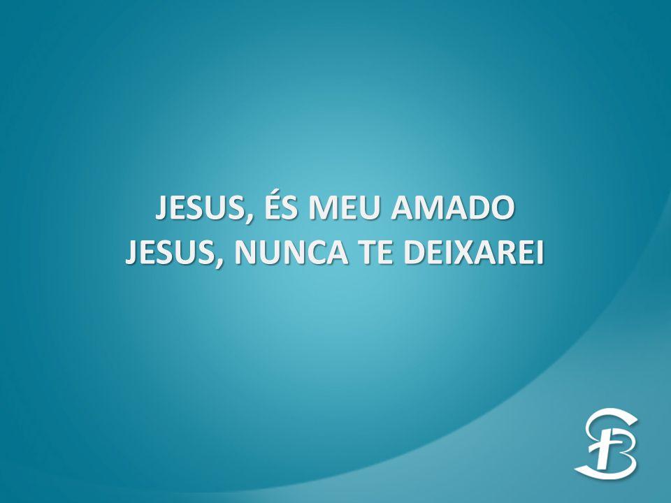 JESUS, NUNCA TE DEIXAREI