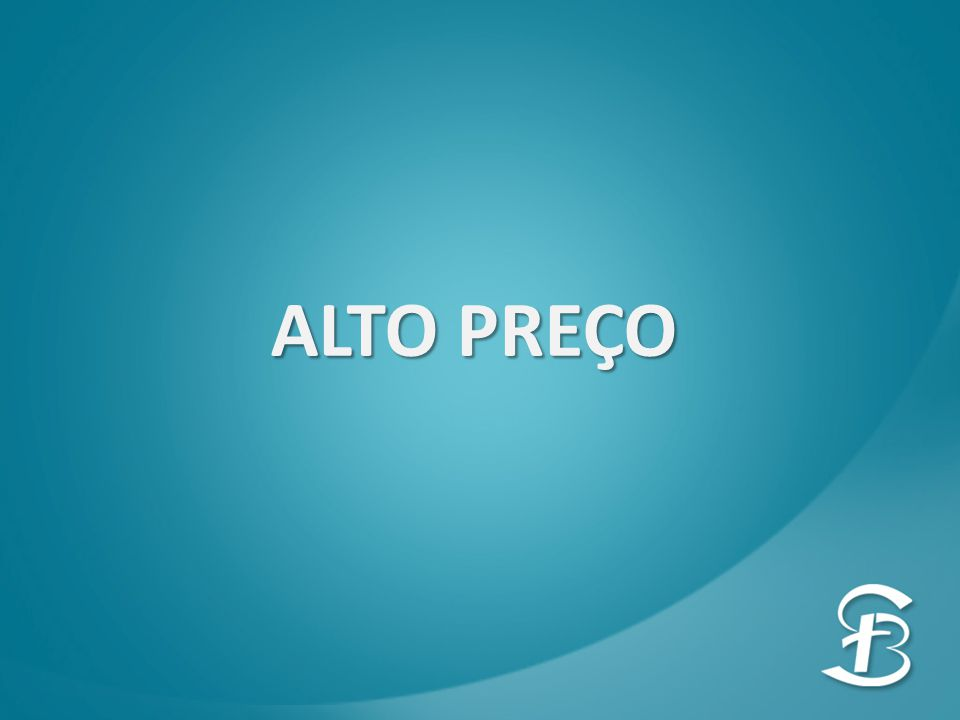 ALTO PREÇO