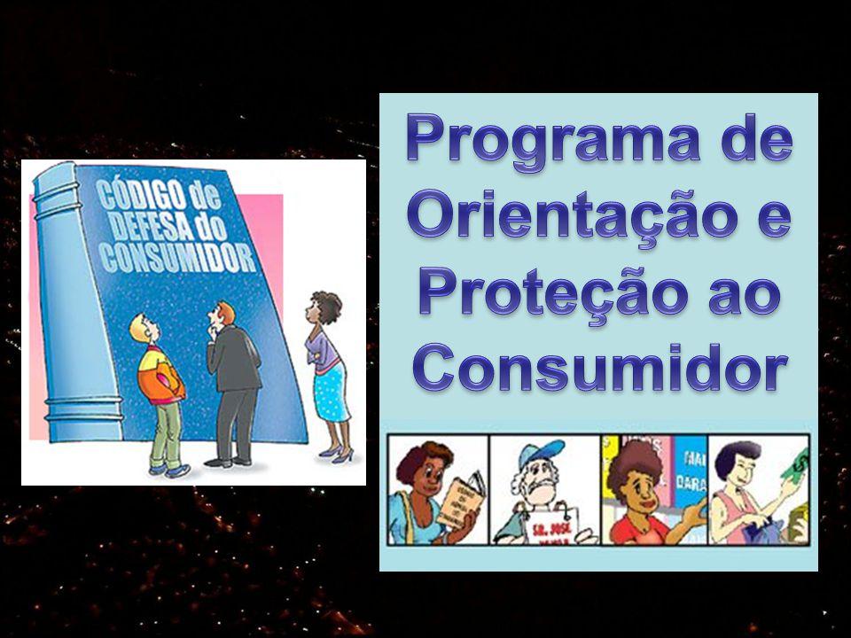 Programa de Orientação e Proteção ao Consumidor