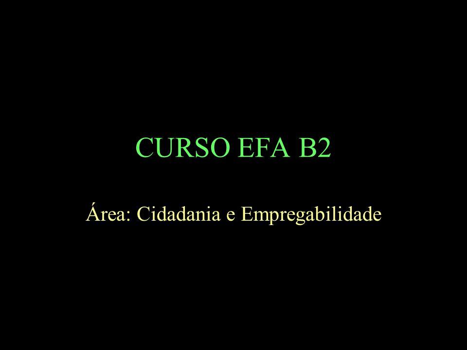 Área: Cidadania e Empregabilidade