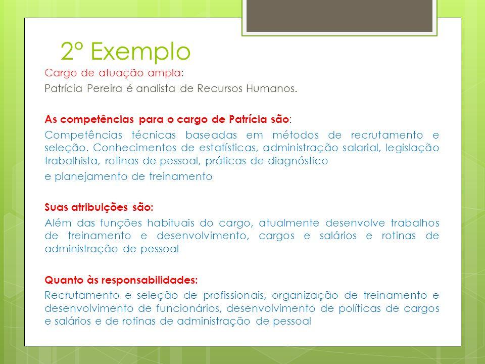 2° Exemplo