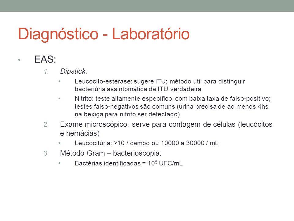 Diagnóstico - Laboratório