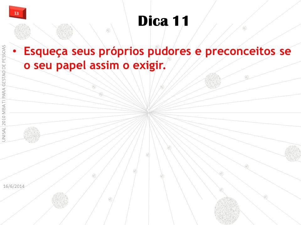 UNISAL 2010 MBA TI PARA GESTAO DE PESSOAS