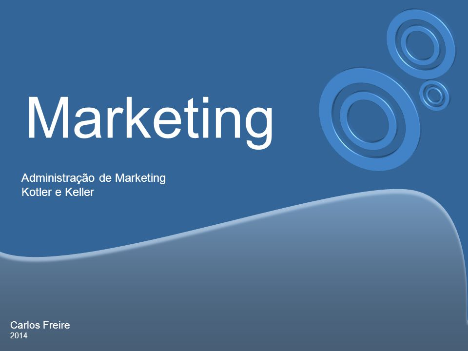 Marketing Administração de Marketing Kotler e Keller