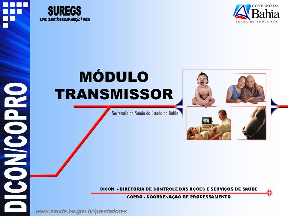 MÓDULO TRANSMISSOR MÓDULO TRANSMISSOR