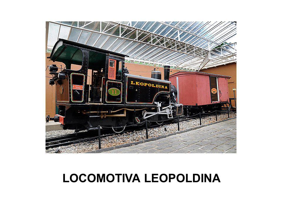 LOCOMOTIVA LEOPOLDINA