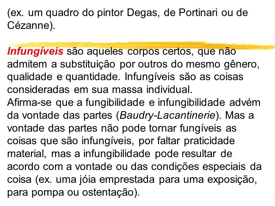 (ex. um quadro do pintor Degas, de Portinari ou de Cézanne).