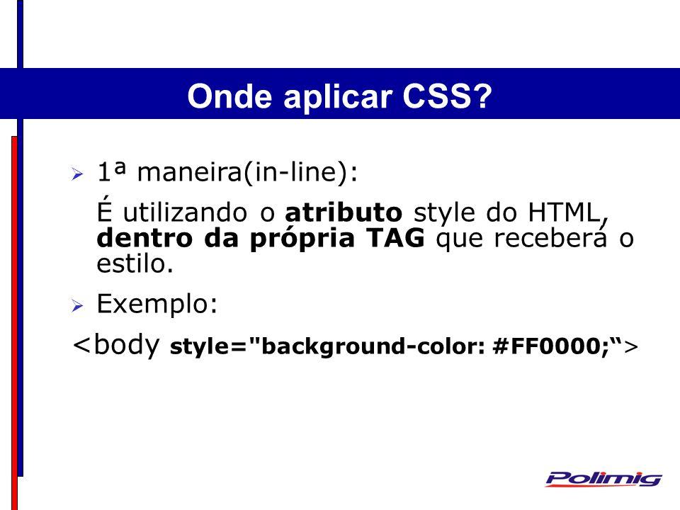 Estrutura Básica do HTML