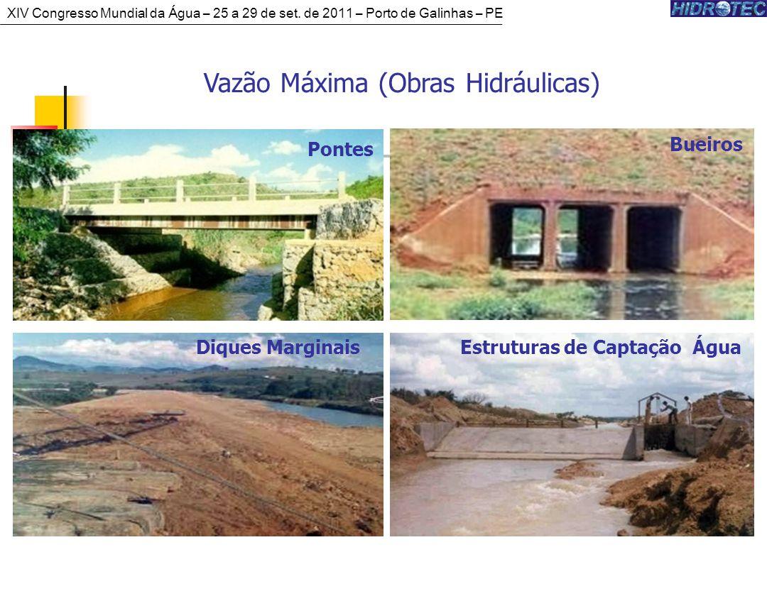 Vazão Máxima (Obras Hidráulicas)