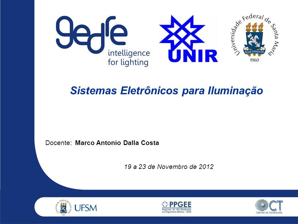 Sistemas Eletrônicos para Iluminação