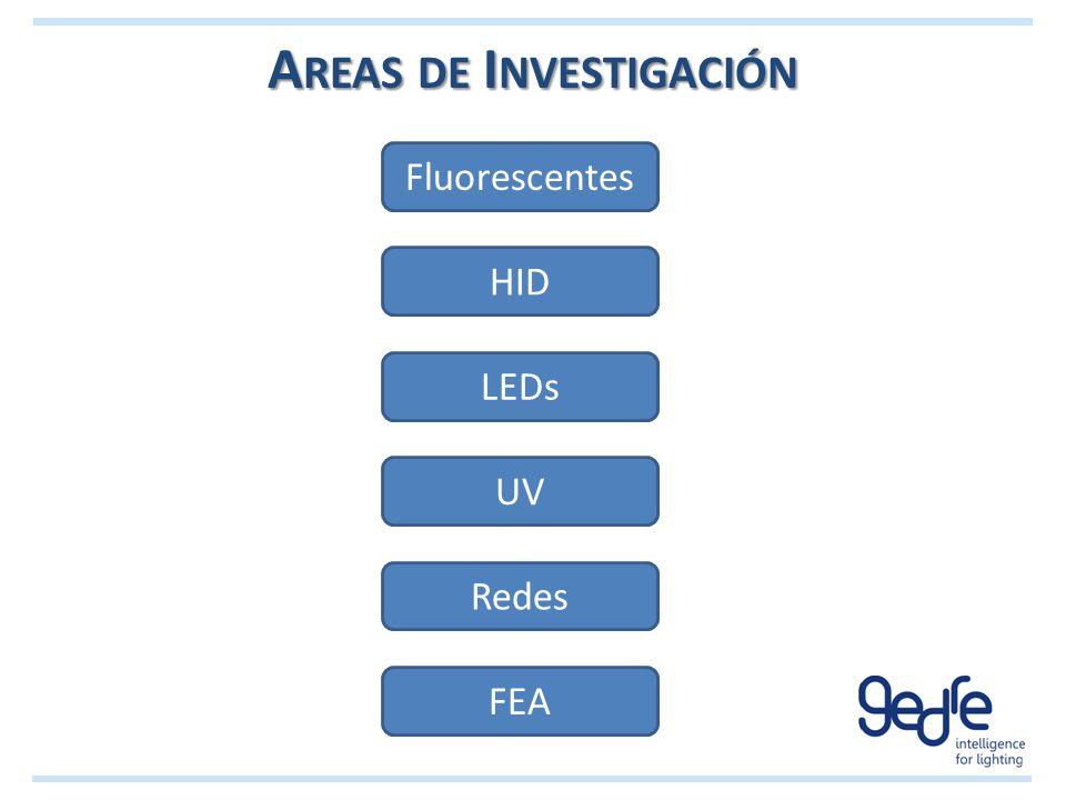 Areas de Investigación