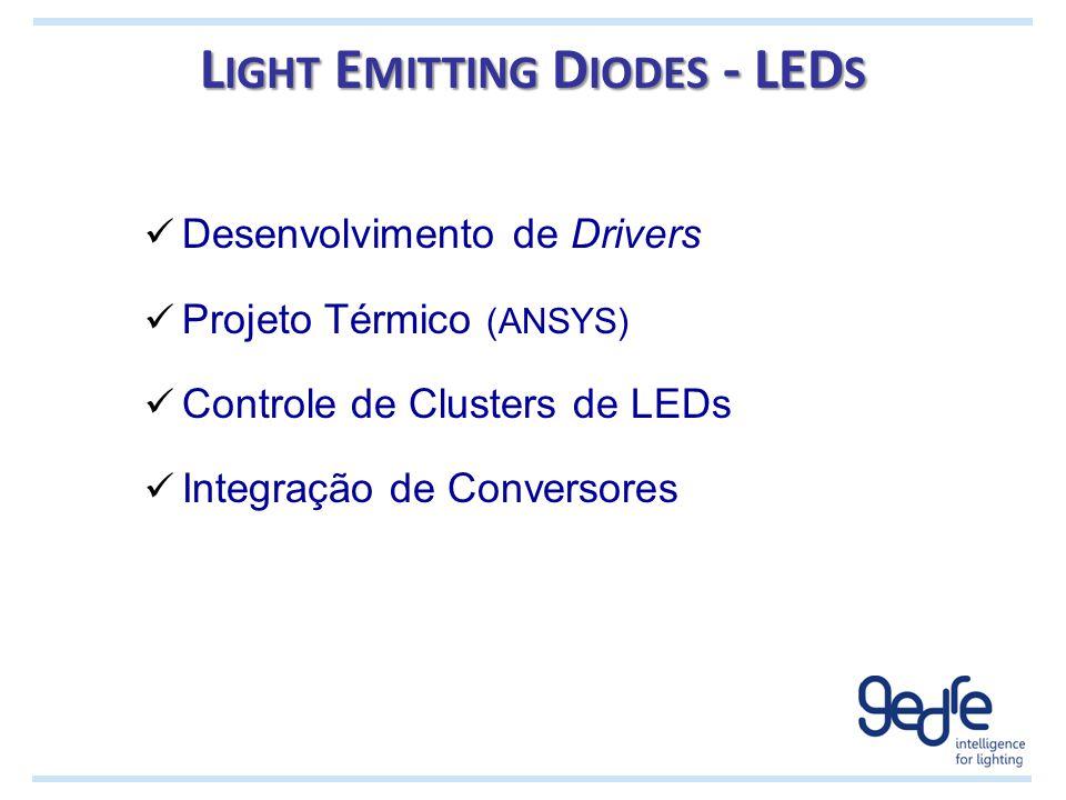 Light Emitting Diodes - LEDs