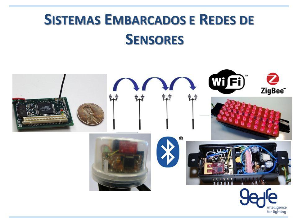 Sistemas Embarcados e Redes de Sensores