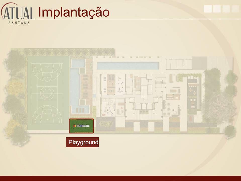Implantação Playground