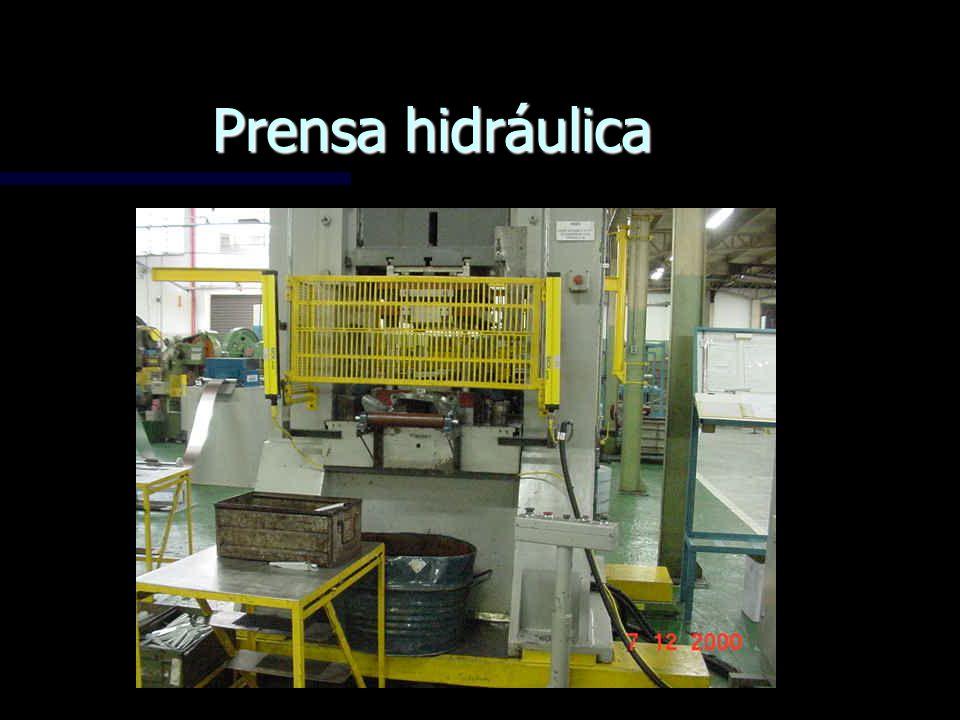 Prensa hidráulica