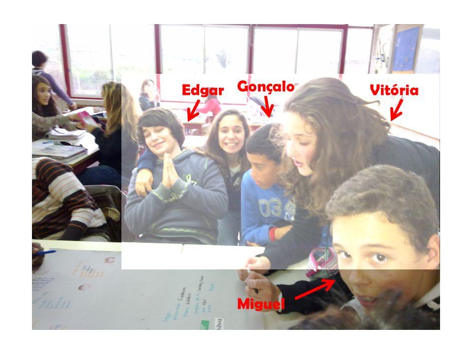 Gonçalo Edgar Vitória Miguel