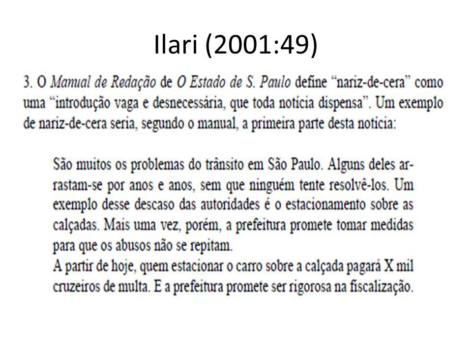 Ilari (2001:49)