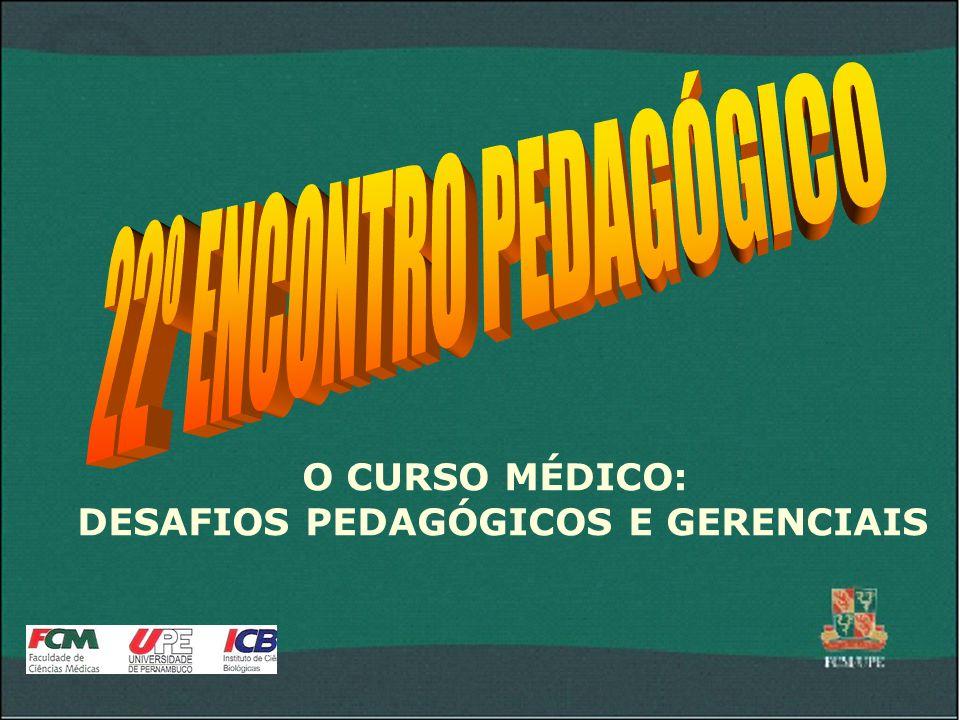 DESAFIOS PEDAGÓGICOS E GERENCIAIS