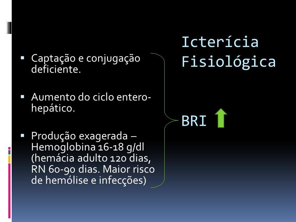 Icterícia Fisiológica BRI