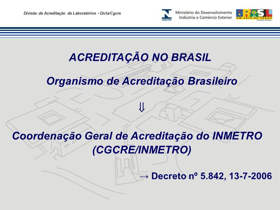 Organismo de Acreditação Brasileiro