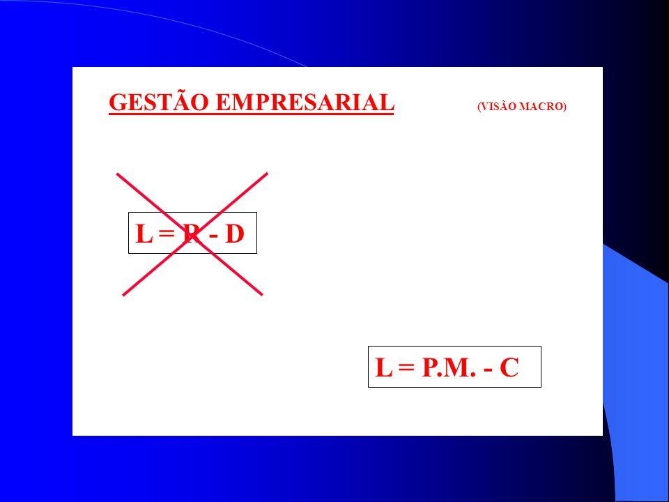 GESTÃO EMPRESARIAL (VISÃO MACRO)
