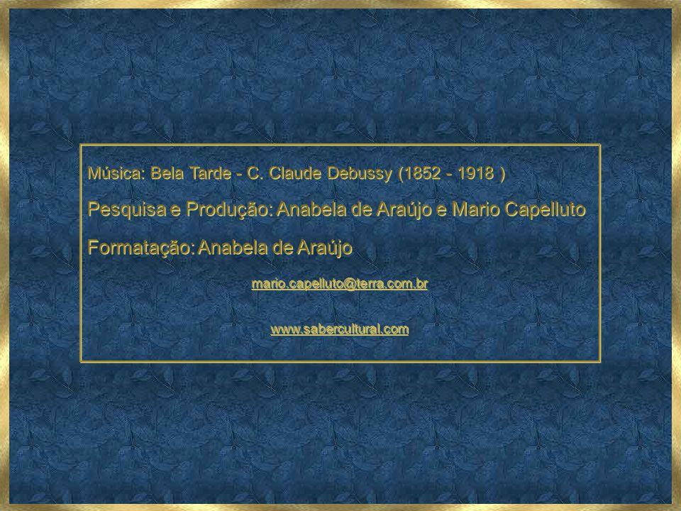 Pesquisa e Produção: Anabela de Araújo e Mario Capelluto