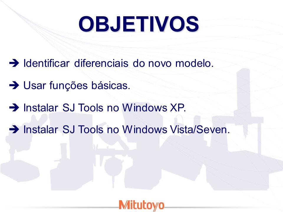 OBJETIVOS  Identificar diferenciais do novo modelo.