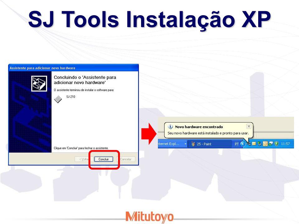 SJ Tools Instalação XP