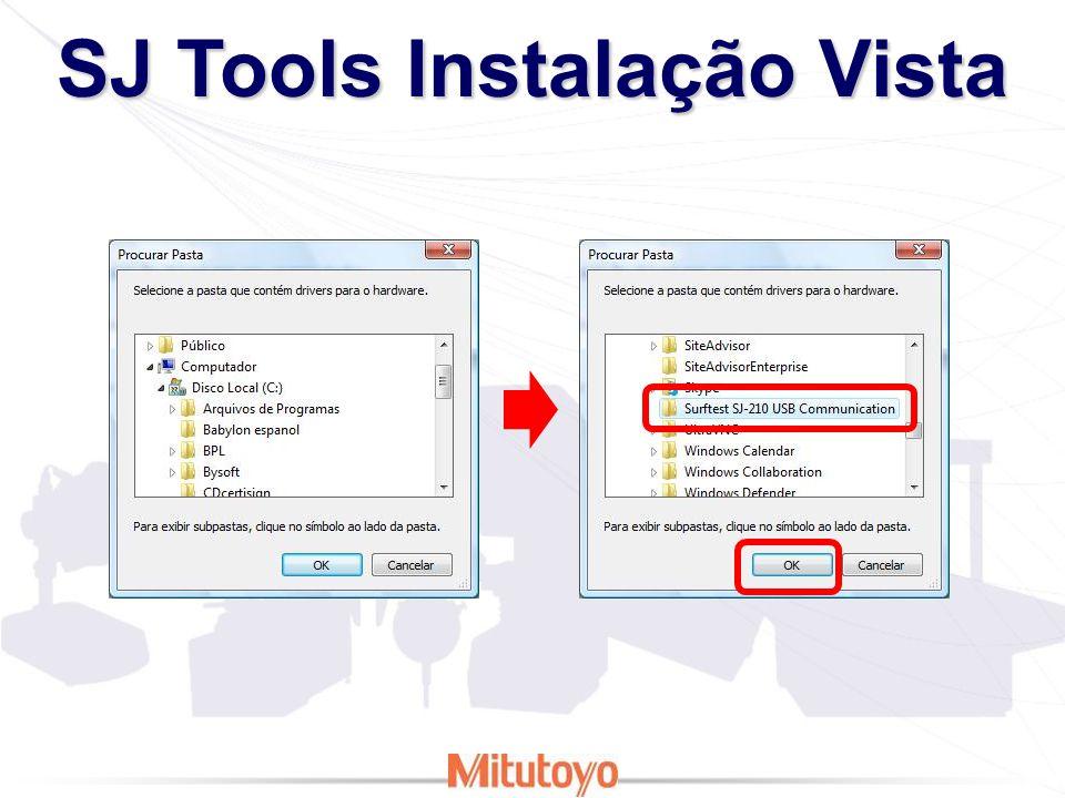 SJ Tools Instalação Vista