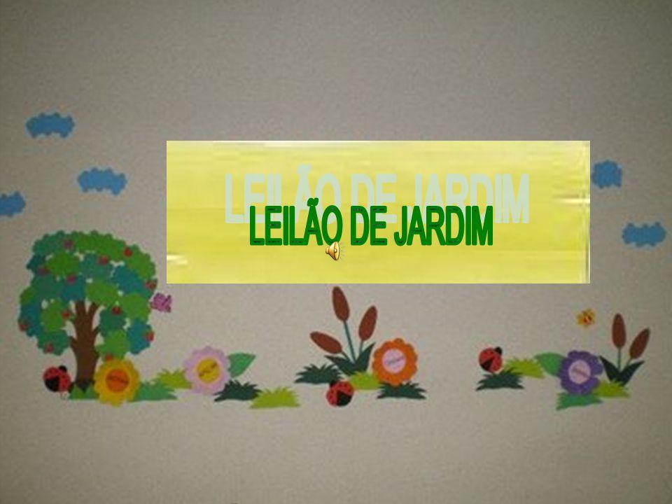 LEILÃO DE JARDIM