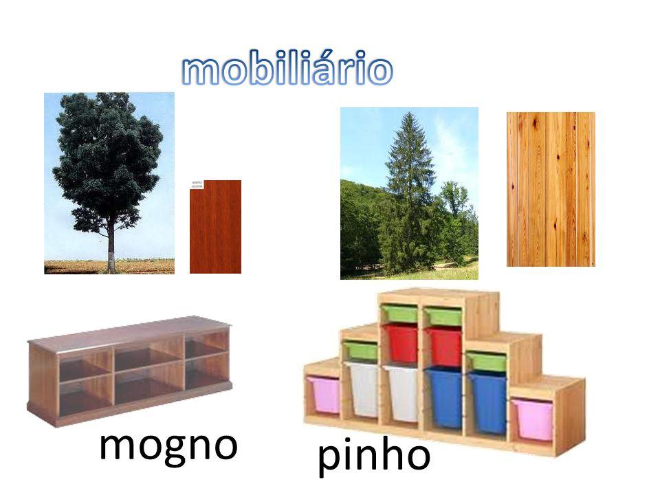 mobiliário mogno pinho