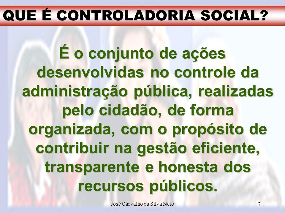José Carvalho da Silva Neto
