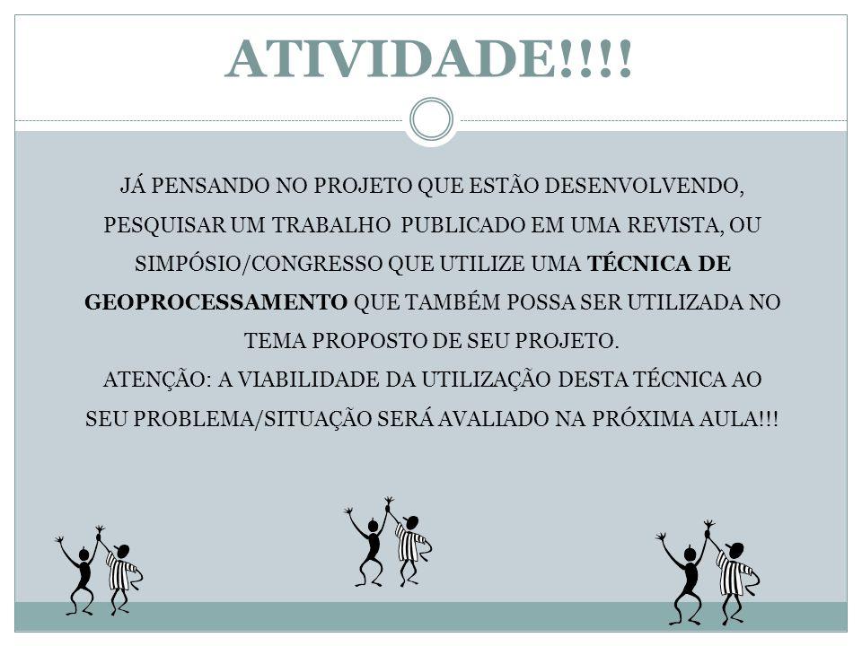 ATIVIDADE!!!!