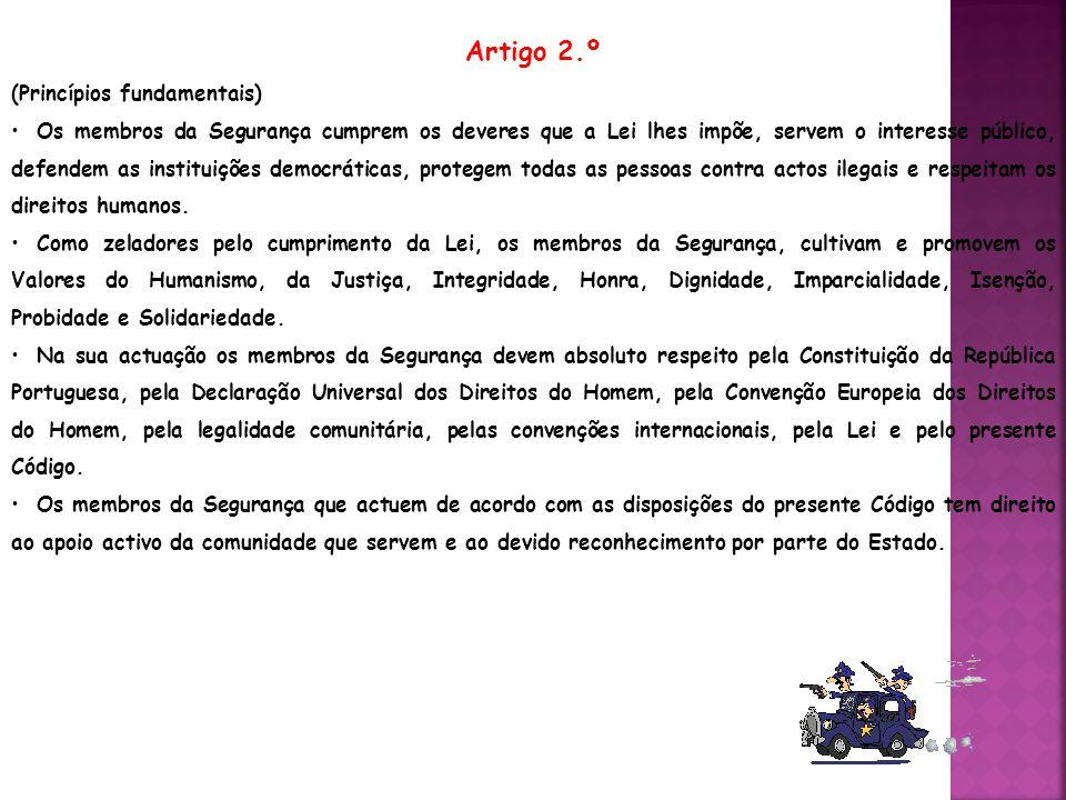 Artigo 2.º (Princípios fundamentais)
